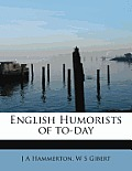 English Humorists of To-Day