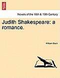 Judith Shakespeare: A Romance.