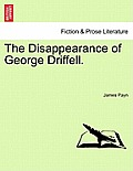 The Disappearance of George Driffell.