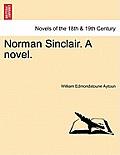 Norman Sinclair. a Novel.