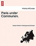 Paris Under Communen.