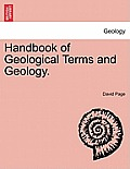 Handbook of Geological Terms and Geology.