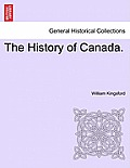 The History of Canada.