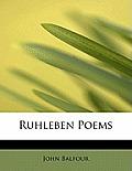 Ruhleben Poems
