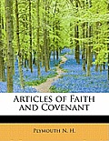 Articles of Faith and Covenant