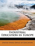 Industrial Education in Europe