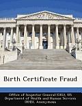 Birth Certificate Fraud