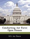 Conducting Air Force Open Houses