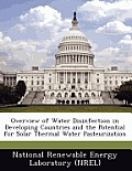 Overview of Water Disinfection in Developing Countries and the Potential for Solar Thermal Water Pasteurization