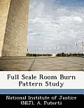 Full Scale Room Burn Pattern Study