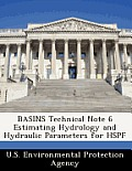 Basins Technical Note 6 Estimating Hydrology and Hydraulic Parameters for Hspf