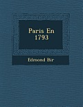 Paris En 1793