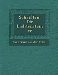 Schriften: Die Lichtensteiner
