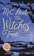 Witches Tree An Agatha Raisin Mystery