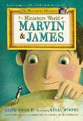 Masterpiece Adventures 01 Miniature World of Marvin & James