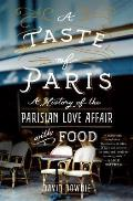 Taste of Paris A History of the Parisian Love Affair with Food