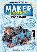 Maker Comics Fix a Car