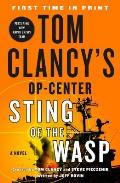 Tom Clancys Op Center Sting of the Wasp