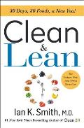 Clean & Lean 30 Days 30 Foods a New You
