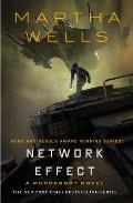Network Effect Murderbot Book 5