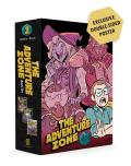 Adventure Zone Boxed Set Here There Be Gerblins Murder on the Rockport Limited & Petals to the Metal