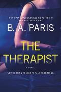 Therapist A Novel