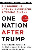 One Nation After Trump A Guide for the Perplexed the Disillusioned the Desperate & the Not Yet Deported