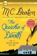 The Quiche of Death: The First Agatha Raisin Mystery