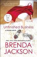 Unfinished Business: A Madaris Novel