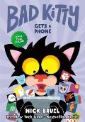 Bad Kitty Gets a Phone Graphic Novel