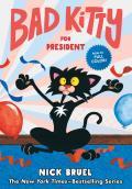 Bad Kitty 05 for President Full Color