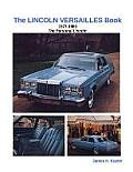 The LINCOLN VERSAILLES Book