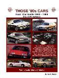 Those 80s Cars - Ford (Black & White)