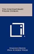 Ten Contemporary Polish Stories