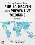 Maxcy-Rosenau-Last Public Health and Preventive Medicine: Sixteenth Edition