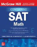 McGraw-Hill Education Conquering SAT Math, Fourth Edition