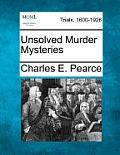 Unsolved Murder Mysteries