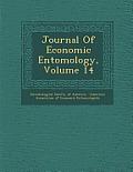 Journal of Economic Entomology, Volume 14