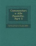 Commentario Alle Pandette, Part 5