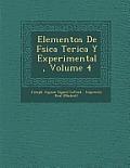 Elementos de F Sica Te Rica y Experimental, Volume 4