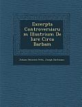 Excerpta Controversiarum Illustrium de Iure Circa Barbam