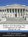 Budget and Spending: Tax Consequences of Offsets: Nsiad-96-74r
