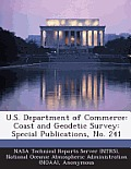 U.S. Department of Commerce: Coast and Geodetic Survey: Special Publications, No. 241