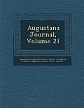 Augustana Journal, Volume 21