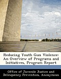 Reducing Youth Gun Violence: An Overview of Programs and Initiatives, Program Report