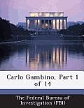 Carlo Gambino, Part 1 of 14