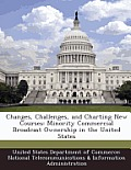 Changes, Challenges, and Charting New Courses: Minority Commercial Broadcast Ownership in the United States