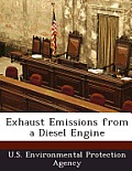 Exhaust Emissions from a Diesel Engine