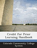 Credit for Prior Learning Handbook