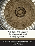 AR 525-93: Army Deployment and Redeployment
